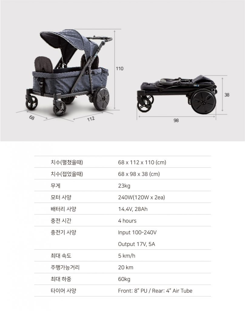 specifications-korean